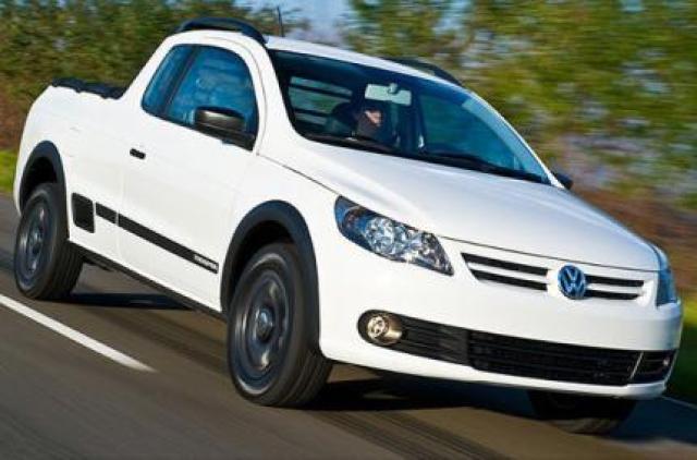 Image of VW Saveiro Ute