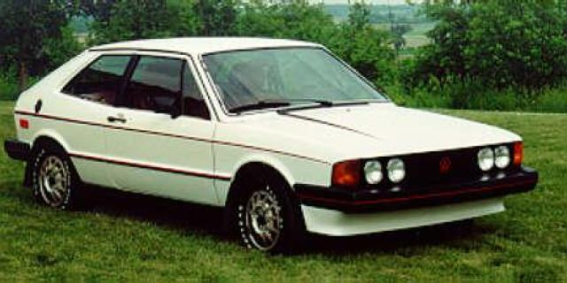 Image of VW Scirocco 1100