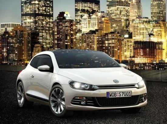 Image of VW Scirocco 2.0 TSI