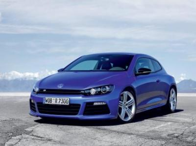 Image of VW Scirocco R