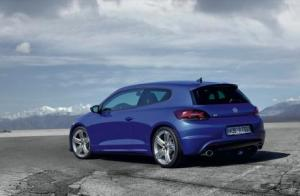 Photo of VW Scirocco R