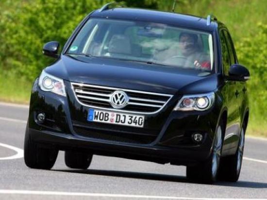 Image of VW Tiguan 2.0 TDI