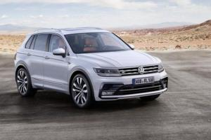 Picture of VW Tiguan 2.0 TDI 4Motion (Mk II 240 PS)
