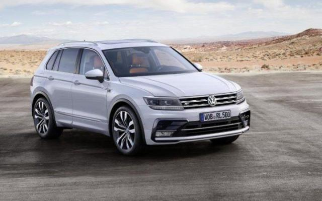 Image of VW Tiguan 2.0 TDI 4Motion