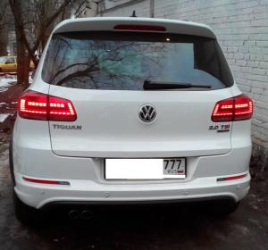 Photo of VW Tiguan R Line 2.0 TSI Mk I
