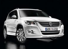VW Tiguan R Line 2.0 TSI