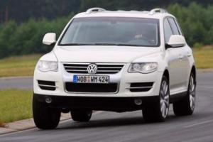 Picture of VW Touareg V10 TDI (Mk I facelift)