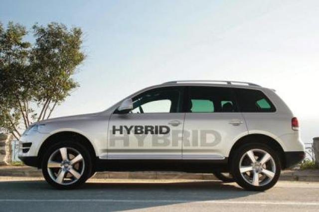Image of VW Touareg Hybrid