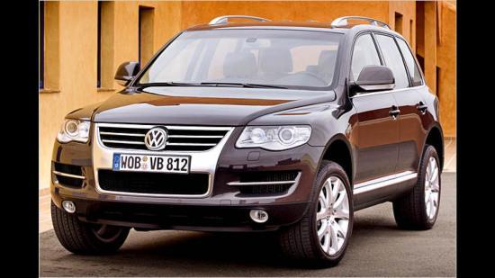 Image of VW Touareg V6 TDI