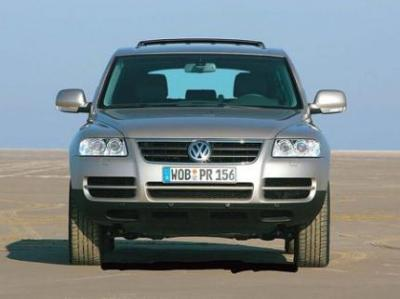 Image of VW Touareg V6