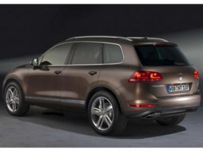 Image of VW Touareg V8 TDI
