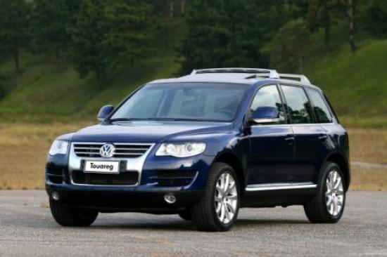 Image of VW Touareg V8