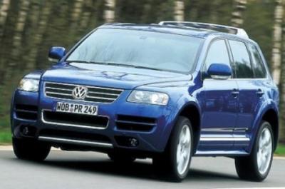 Image of VW Touareg W12