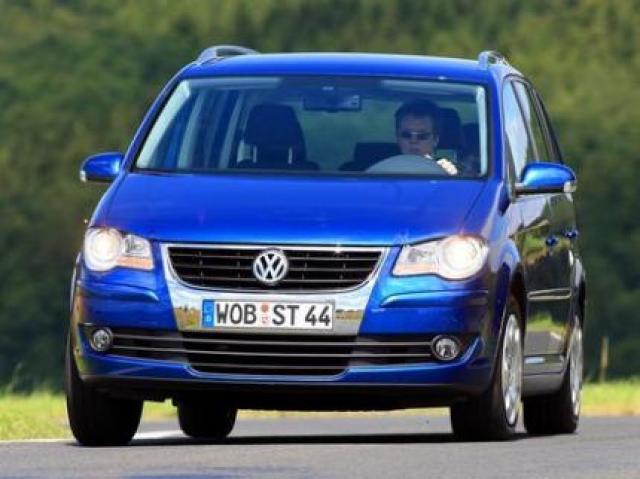 Image of VW Touran 1.9TDI