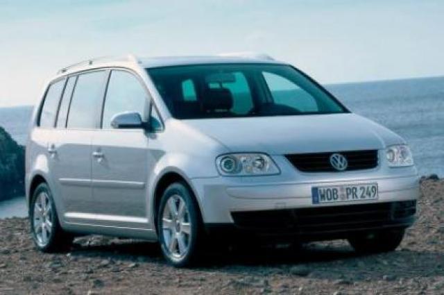 Image of VW Touran 2.0 TDI