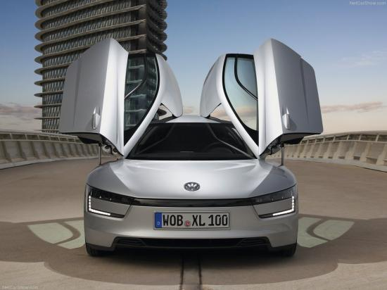 Image of VW XL1