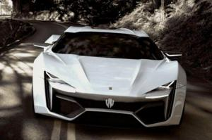 Photo of W Motors LykanHypersport