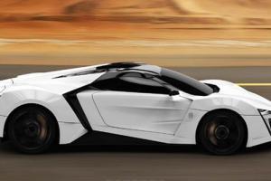 Picture of W Motors LykanHypersport