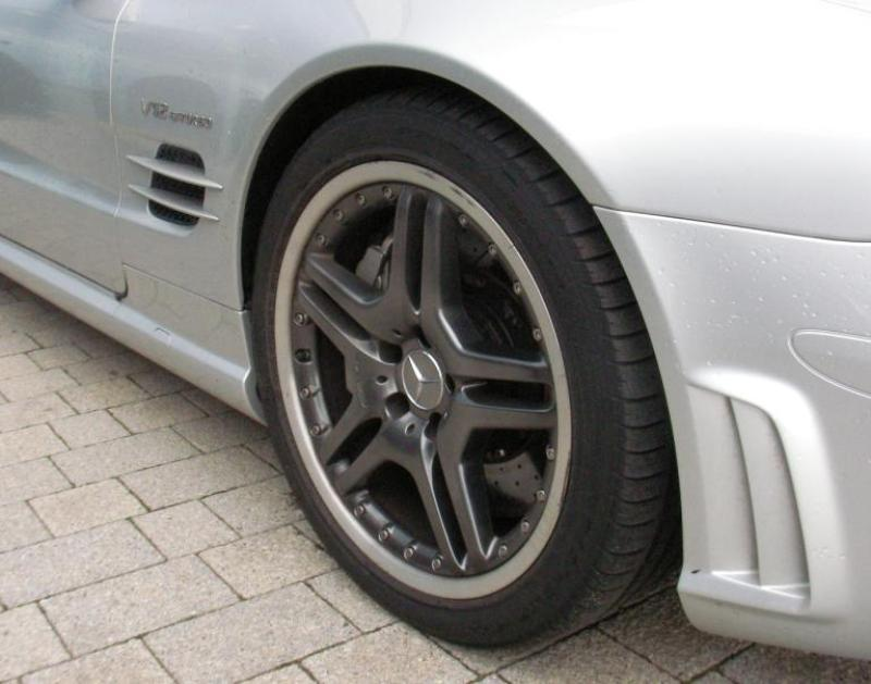 Cover for Wads on Sportscars: Mercedes SL65 AMG vs SL63 AMG