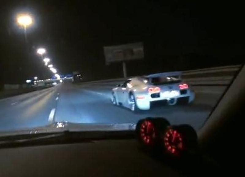"Cover for When ""tuning"" just isn't enough. 730hp GT-R vs Veyron"