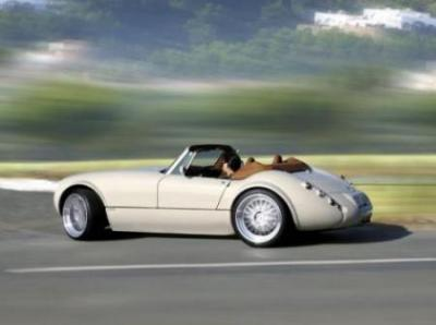 Image of Wiesmann Roadster MF3 SMG