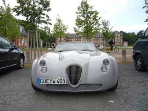 Photo of Wiesmann Roadster MF4-S
