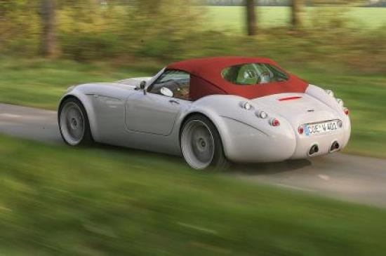 Image of Wiesmann Roadster MF4-S