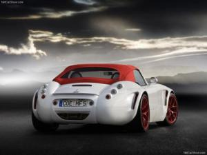 Photo of Wiesmann Roadster MF5