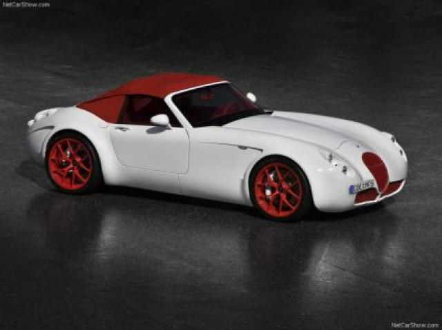 Image of Wiesmann Roadster MF5
