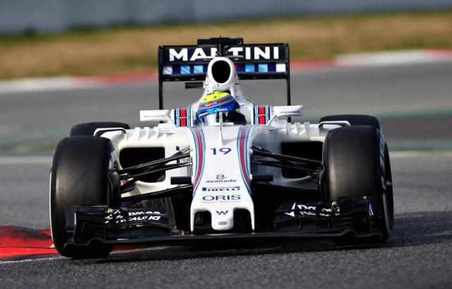 Image of Williams FW38