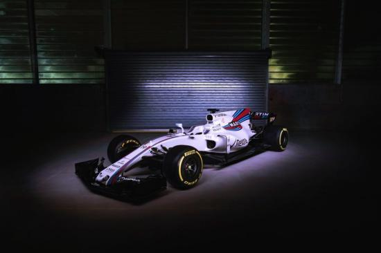 Image of Williams FW40