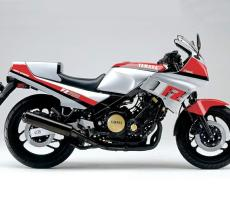 Picture of Yamaha FZ 750