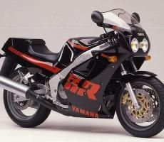 Picture of Yamaha FZR 1000
