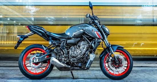 Image of Yamaha MT-07