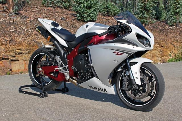 Image of Yamaha YZF-R1