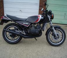 Picture of Yamaha RD 250LC