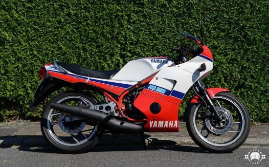 Image of Yamaha RD 350 LC YPVS