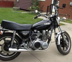 Picture of Yamaha XS 750