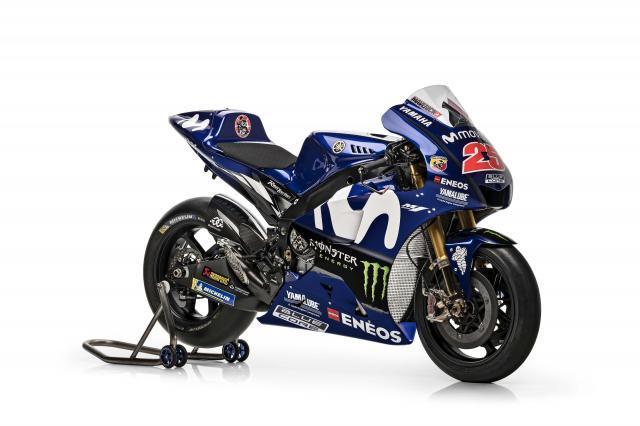 Image of Yamaha YZR-M1