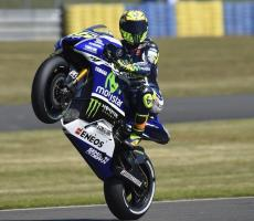 Picture of Yamaha YZR-M1