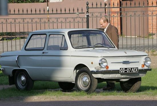 Image of Zaporozhets ZAZ-966