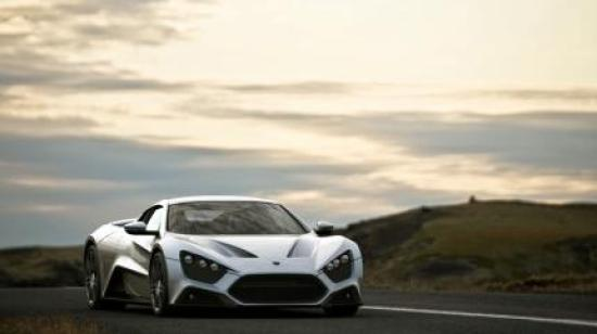 Image of Zenvo ST1