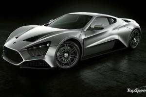 Picture of Zenvo ST1 50S