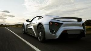 Photo of Zenvo ST1
